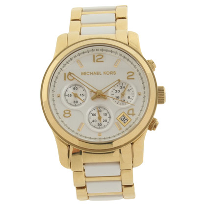 Michael Kors Wristwatch in bicolour
