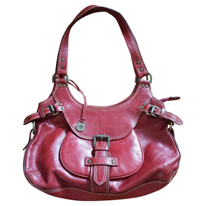 Mulberry Handbag in red