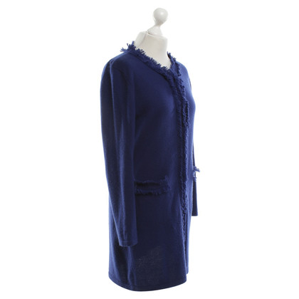 Aigner Cashmere cardigan in blue
