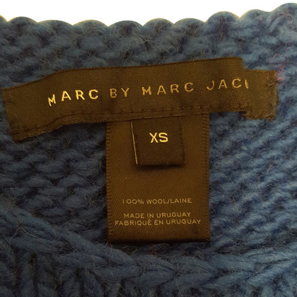 Marc by Marc Jacobs Wollen trui in blauw