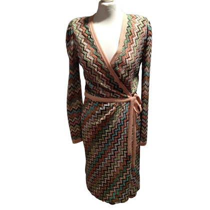 Missoni Jurk wrap
