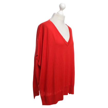 Diane von Furstenberg Felpa in rosso