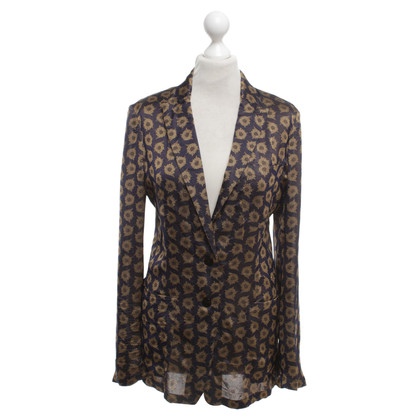 Dries van Noten Blazer with pattern
