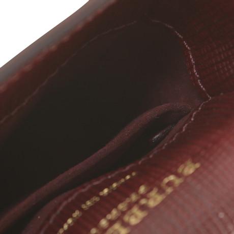 Verkauf Visum Zahlung Mit Paypal Online Burberry Prorsum Umhängetasche in Bordeaux Bordeaux Günstig Kaufen Low-Cost Verkauf Besuch Neu Billig Verkaufen Günstigsten Preis eVspyh9WF