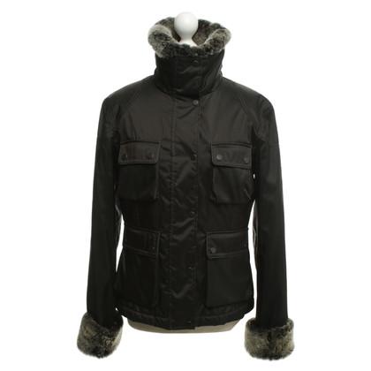 Belstaff Jacket with rabbit fur