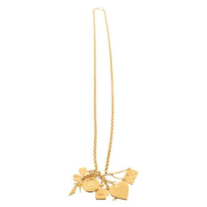 Chanel Ketting met hangers