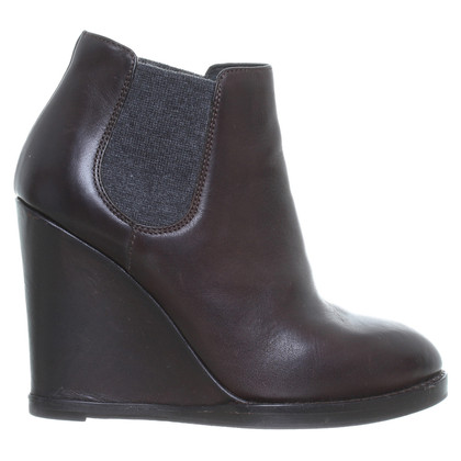 Brunello Cucinelli Ankle boots in Brown