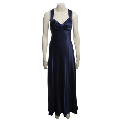 Calvin Klein Maxi Dress in Blue