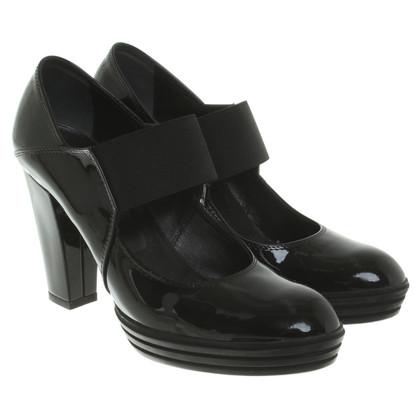 Hogan pumps en noir