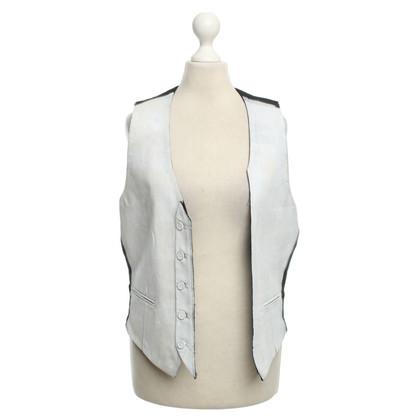 Maison Martin Margiela for H&M Vest in zwart / White