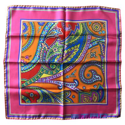 Etro Seta foulard