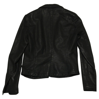 Pollini Leather jacket / jacket