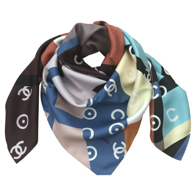 d7fd8b186d5a6 Chanel Schals und Tücher Second Hand  Chanel Schals und Tücher ...
