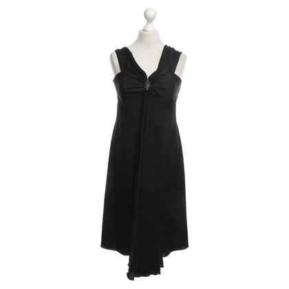 Armani Evening dress with rhinestone application