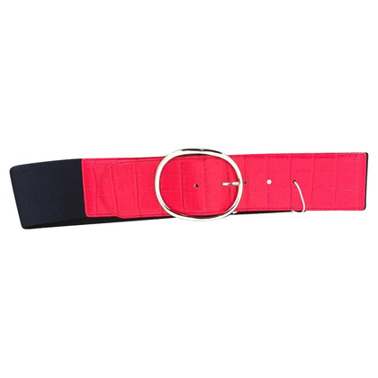 Max Mara red Belt