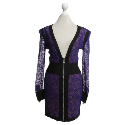 Balmain Dress in violet