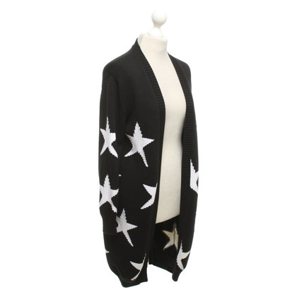 Max Mara Vest met sterrenpatroon