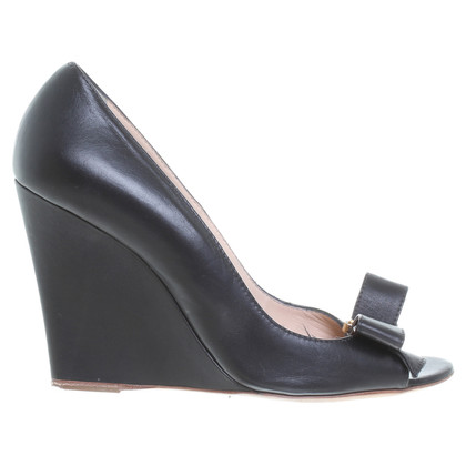 Baldinini Peep-toes in black