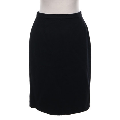 Nina Ricci skirt in black
