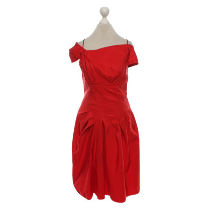 Prada Dress in red