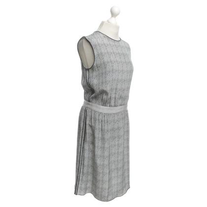 Joseph Silk dress with pattern