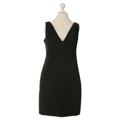 Talbot Runhof Dress with tuck