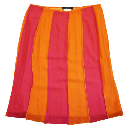 Marc Cain skirt pink orange