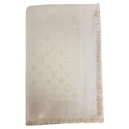 Louis Vuitton Monogram cloth in cream