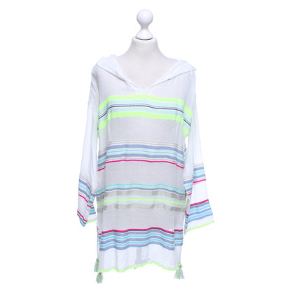 LemLem Tunic with striped pattern