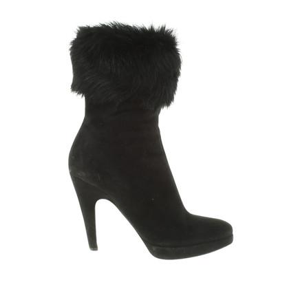 Prada Ankle boots in black