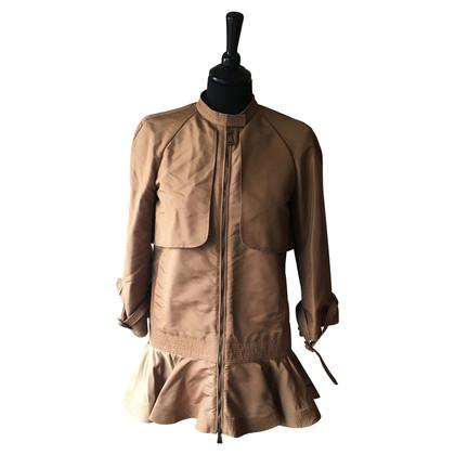 Moncler Sand dust coat