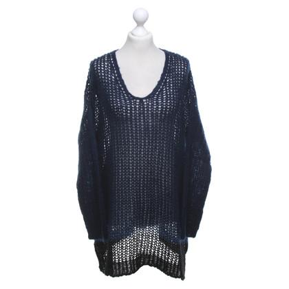 Twin-Set Simona Barbieri Sweater in dark blue