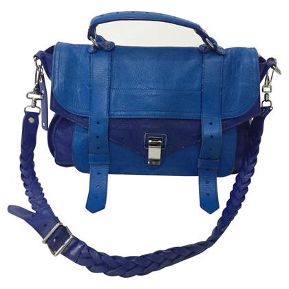 Proenza Schouler Handtasche in Blau