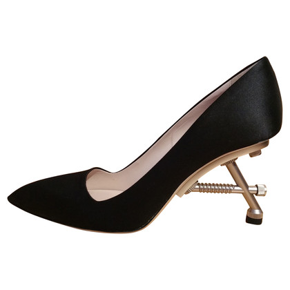 Miu Miu Satin Pumps