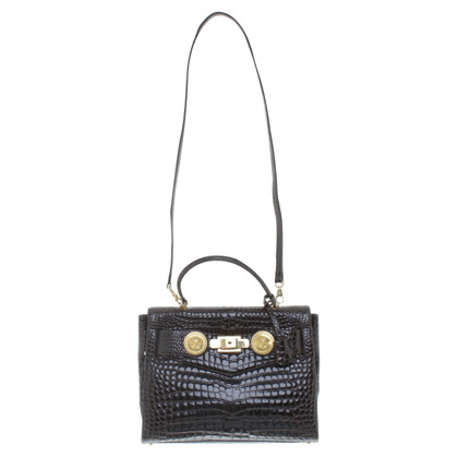 Versace Handbag made of crocodile leather