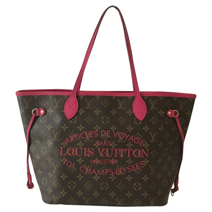 "Louis Vuitton ""Mai completa MM Limited Edition IKAT"""