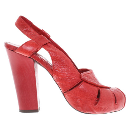 Chloé Sandalen in het rood