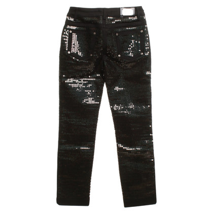 Dolce & Gabbana Jeans with sequin trim