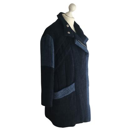 Iro giacca bicolor