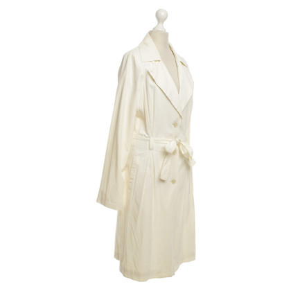 Maison Martin Margiela Off-white trench coat
