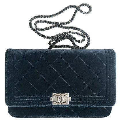 Chanel Velluto Flap Bag