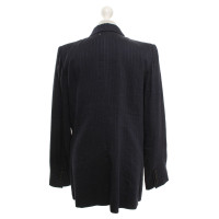 Marc Jacobs giacca oversize in blu scuro