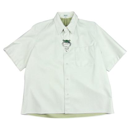 Kenzo Weiße Bluse
