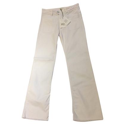 Isabel Marant Etoile White cotton pants