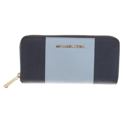 Michael Kors Portemonnaie in Blau