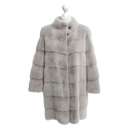 Other Designer Manzoni 24 - Coat made of mink