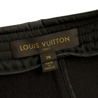 Louis Vuitton Jacke in Schwarz