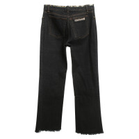 Roberto Cavalli Jeans with fringes