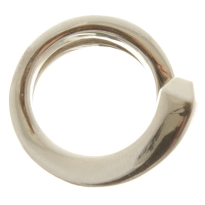 DKNY Silver-colored ring