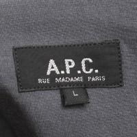 A.P.C. Tunica in grigio